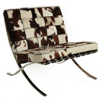 Reproduction of Mies Van Der Rohe's Barcelona® Lounge Chair | GFURN