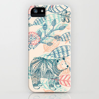 Navajo Bears iPhone & iPod Case by Bethan Janine
