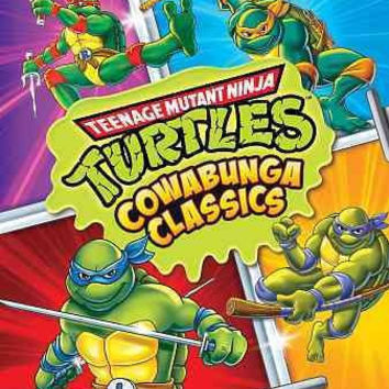 Teenage Mutant Ninja Turtles: Cowabung