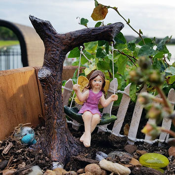 Fairy Garden Kit, Fairy Garden Accessory, Fairy Statue, Garden Fairy, Fairy Figurines, Fairy Decorations, Garden Fairy Statue
