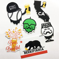 STICKERS - 6-PACK