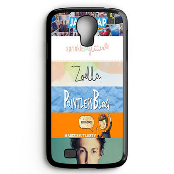 Quotes The Youtubers 2 Samsung Galaxy S4 Case