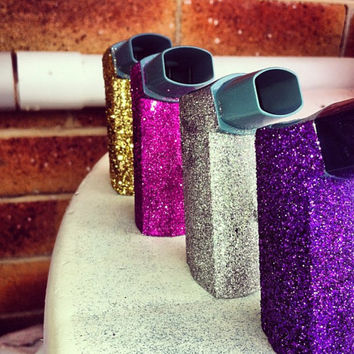 Sparkle Glitter Ventolin Inhaler Cover