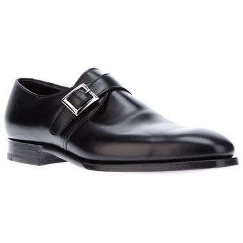 Crockett & Jones 'savile' monk shoe