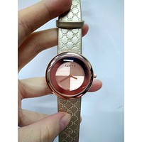 GUCCI Watch Woman Men Fashion Watch