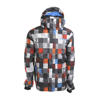 Quiksilver Men's Mission 10k Snowboarding Jacket