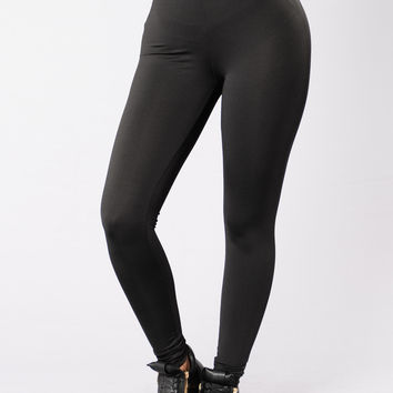 Ultimate Nova Leisure Legging - Black