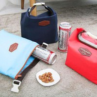 Day-First™ Outdoor Picnic Insulated Lunch Bag Box Container Cooler Thermal Waterproof Tote