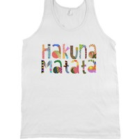 White Tank | Funny Disney Lion King Shirts