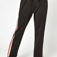 LA Hearts Multi Stripe Jogger Pants at PacSun.com