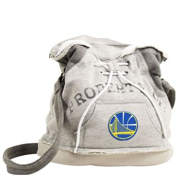 Golden State Warriors NBA Hoodie Duffel