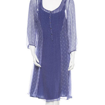 Day Birger et Mikkelsen Silk Dress with Tags