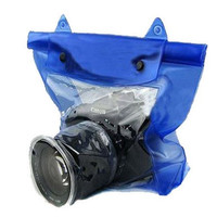 1Pc DSLR SLR Camera Waterproof Underwater Housing Case Pouch Bag For Canon Nikon