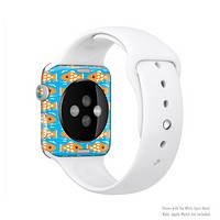 The Seamless Vector Gold Fish Full-Body Skin Kit for the Apple Watch