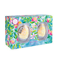 Stemless Wine Glass Set | 500988 | Lilly Pulitzer