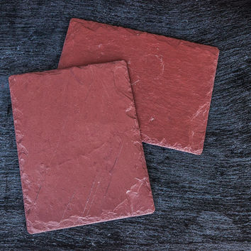 Rossa - Red Slate Platter & Cheese Board