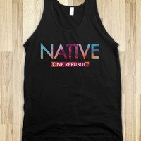 NATIVE ONE REPUBLIC TANK TOP