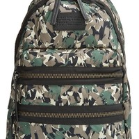 MARC BY MARC JACOBS 'Domo Arigato - Packrat' Backpack - Green