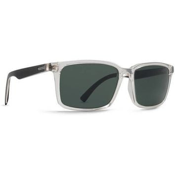 VonZipper Pinch Sunglasses Black and Crystal Frame