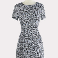 Betsy Floral Print Dress