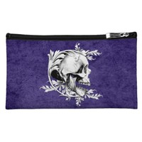 Skull Cameo 1 Makeup Bag