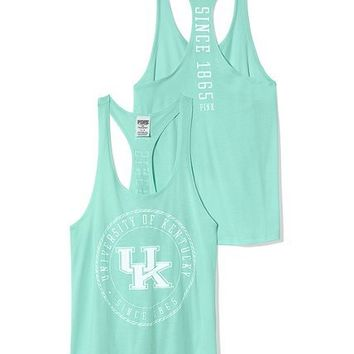 University of Kentucky Racerback Tank - PINK - Victoria's Secret