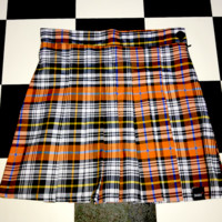 SWEET LORD O'MIGHTY! PUMPKIN SPICE SKIRT