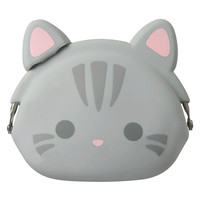 I liked this design on #Fab. Mimi Pochi Tabby Cat Coin Purse