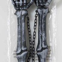 Halloween Decorations Skeleton Arm Lawn Stakes