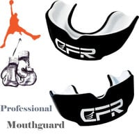 CFR Adult Mouthguard Mouth Guard Oral Teeth Protect For Boxing Sports MMA Football Basketball Karate Muay Thai Safety Protector