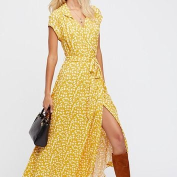 So Fetch Midi Dress