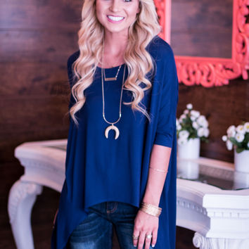 Chic Flow Tunic
