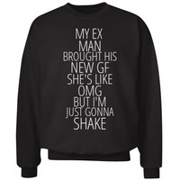 Taylor Swift, Taylor Swift 1989, Taylor Swift 1989 sweatshirt ,1989 shirt,No its becky,,Shake it off,Shake It off shirt,