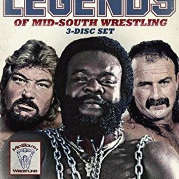 Various & World Wrestling - WWE: Legends of Mid-South Wrestling