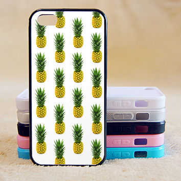 Pineapple, iPhone 4/4s/5/5s/5C, Samsung Galaxy S2/S3/S4/S5/Note 2/3, Htc One S/M7/M8, Moto G/X