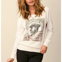 Chaser - Monk Stamp Concord Raglan