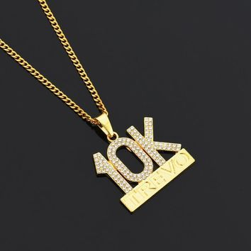 Shiny New Arrival Jewelry Gift Stylish Alloy Necklace [10768844803]