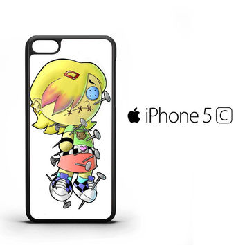 Emo Boy Voodoo Dolls Y0037 iPhone 5C Case