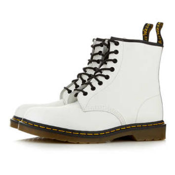 Dr Martens Original White Boots - Boots  - Shoes and Accessories