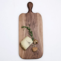 Cutting Board / Serving Platter – Long Walnut