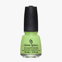 China Glaze Shore Enuff Nail Polish (Off Shore Collection)