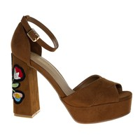 Spirit16S Chestnut By Bamboo,