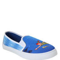 Disney Peter Pan Flying Slip-On Shoes