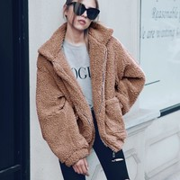 Fur Costume Winter Jacket [1568811581520]