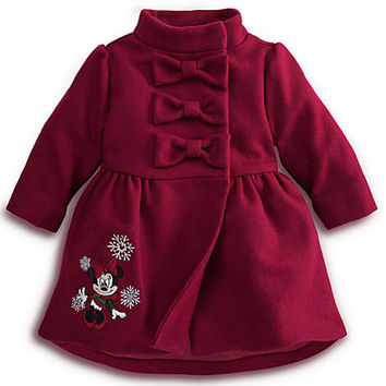 Disney Minnie Mouse Peacoat - Holiday | Disney Store