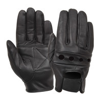 Rothco Leather Motorcycle Gloves