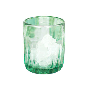 Green Goddess Juice Glasses