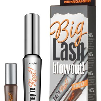 Benefit They're Real! Big Lash Blowout Duo | Nordstrom