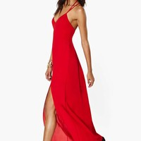 Nasty Gal Sparks Fly Dress