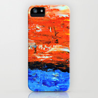 Color Combo #3 iPhone & iPod Case by Claudia McBain